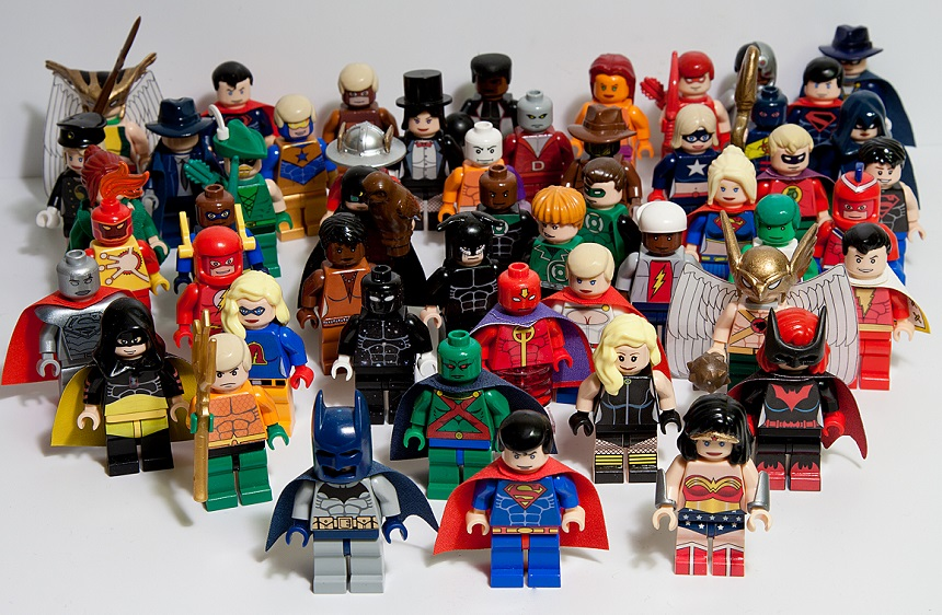 Click the Lego DC Heroes Quiz - By bhenderson79